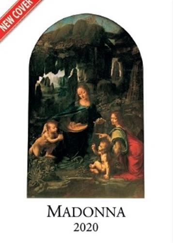 Calendario Madonna 2020.Macart S R L Calendario 2020 35x50 Madonna